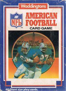 NFL American Football Card Game