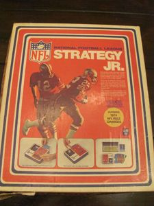 NFL Strategy Jr.