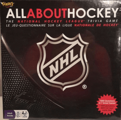 NHL All About Trivia Card Game
