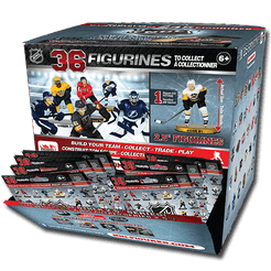 NHL Figures Hockey Game 3 Inch