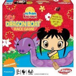 Ni Hao Kai-Lan Dragon Boat Race Game