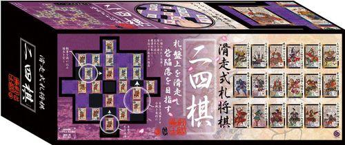 NI-SHI-KI: The Sliding Samurai Card Chess