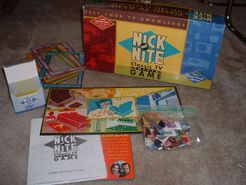 Nick at Nite Classic TV Trivia Game