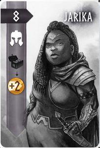 Nidavellir: Jarika The Rogue Promo Card