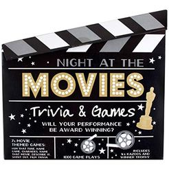 Night At The Movies Trivia & Games