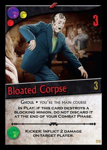 Nightfall: Bloated Corpse Promo