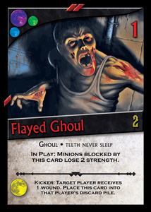 Nightfall: Flayed Ghoul Promo