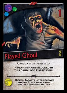 Nightfall: Flayed Ghoul Promo
