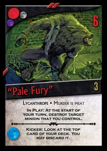 Nightfall: Pale Fury Promo
