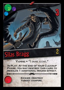 Nightfall: Silas Bragg Promo