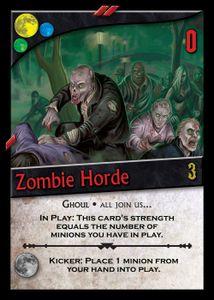 Nightfall: Zombie Horde Promo