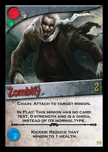 Nightfall: Zombify Promo