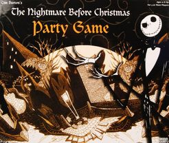 Nightmare Before Christmas Party Game