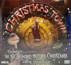 Nightmare Before Christmas TCG: Christmas Town Expansion