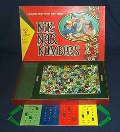 Nik Nak Numbers