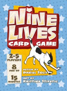 Nine Lives Card Game
