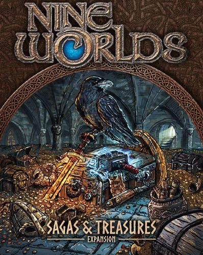 Nine Worlds: Sagas and Treasures