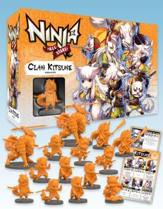 Ninja All-Stars: Clan Kitsune