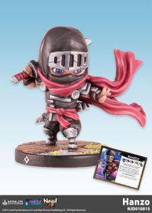 Ninja All-Stars: Hanzo