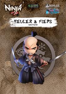 Ninja All-Stars: Howl & Yip