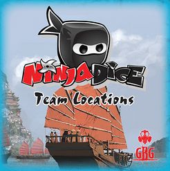 Ninja Dice: Team Location Card Expansion