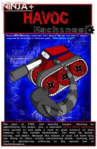 Ninja Havoc Machines