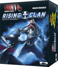 NINJA Shadow Forged: Rising Clan
