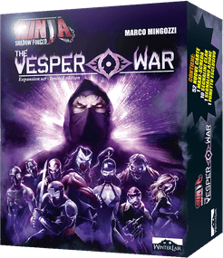 NINJA Shadow Forged: The Vesper War