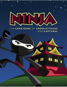 Ninja: The card game of sneak attacks and captures