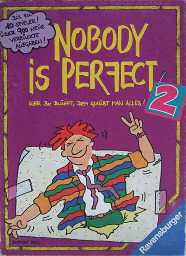 Nobody is Perfect 2