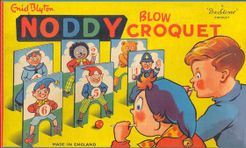 Noddy Blow Croquet
