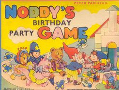 Noddy's Birthday Party Game