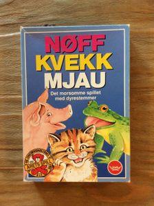 Nøff, Kvekk, Mjau