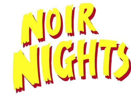 Noir Nights:Blood on the Badge