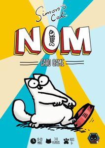 NOM: Simon's Cat Card Game