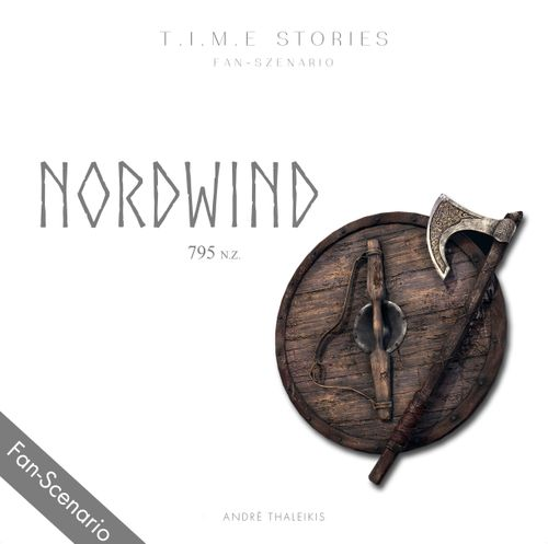 Nordwind (fan expansion for T.I.M.E Stories)