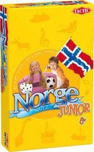 Norge Quiz Junior resespill