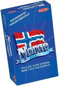 Norge quiz travel