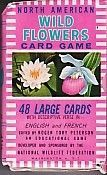 North American Wild Flowers Card Game