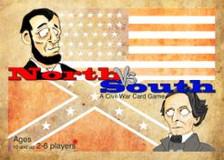 North Vs. South: A Civil War Card Game