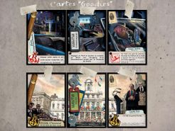 Nostra City: Goodies Cards