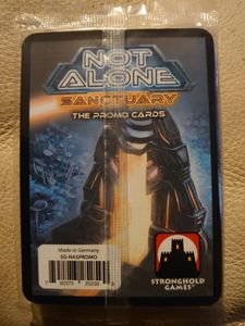 Not Alone: Sanctuary – The Promo Cards
