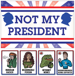 Not My President: The Board Game