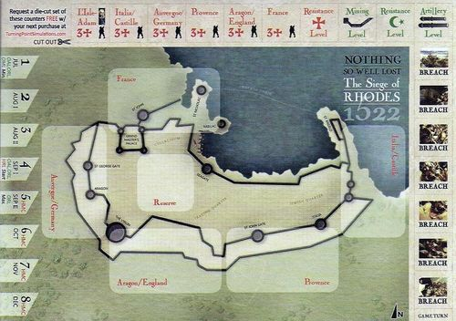 Nothing So Well Lost: The Siege of Rhodes 1522