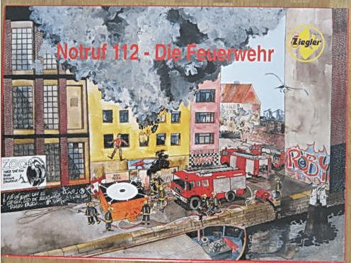 Notruf 112: Die Feuerwehr
