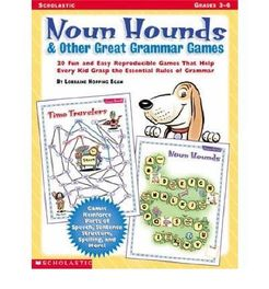 Noun Hounds and Other Grammar Games