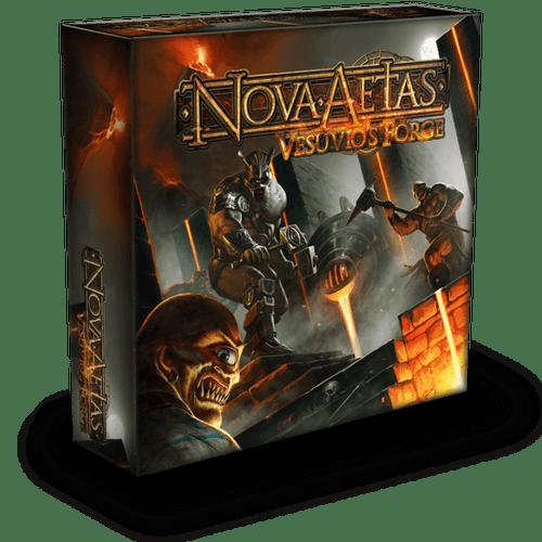 Nova Aetas: Vesuvio's Forge