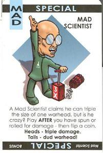 Nuclear War: Mad Scientist