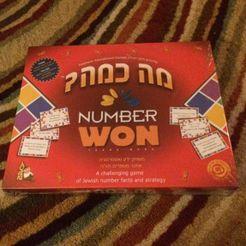 Number Won
