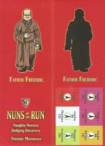 Nuns on the Run: Father Fréderic